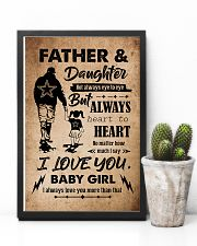 DAUGHTER - TAKE MY HAND - FATEHR AND DAUGHTER 16x24 Poster lifestyle-poster-8