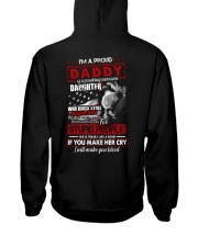 T-SHIRT - TO MY DAUGHTER - I'M A PROUD DADDY Hooded Sweatshirt thumbnail