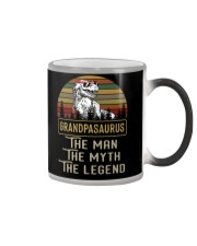 T-SHIRT - TO GRANDFATHER - THE LEGEND Color Changing Mug thumbnail