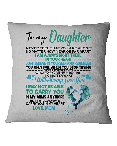MOM TO DAUGHTER
