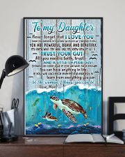 MOM TO DAUGHTER 16x24 Poster lifestyle-poster-2