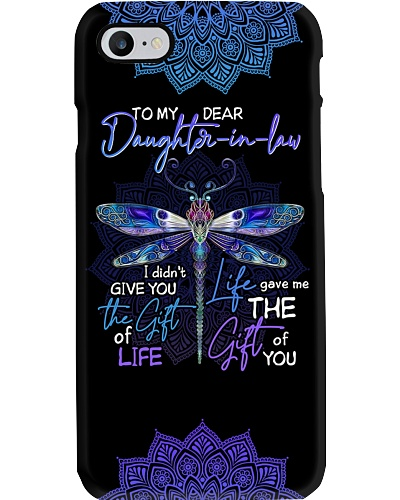 TO MY DAUGHTER-IN-LAW - DRAGONFLY - GIFT OF LIFE