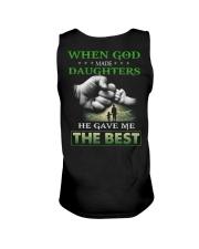 T-SHIRT - DAD AND DAUGHTER - GOD Unisex Tank thumbnail