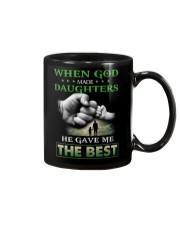 T-SHIRT - DAD AND DAUGHTER - GOD Mug thumbnail
