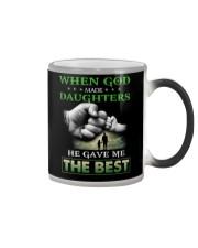 T-SHIRT - DAD AND DAUGHTER - GOD Color Changing Mug thumbnail