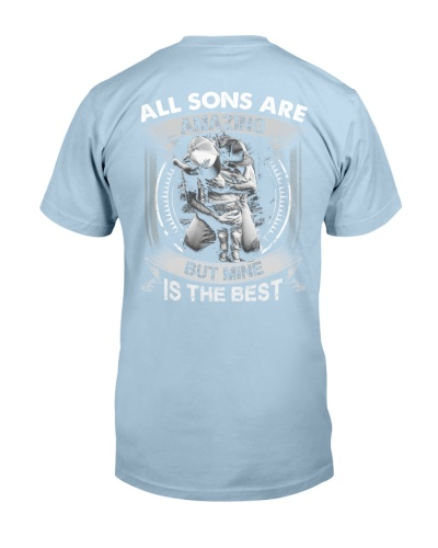 All sons are amazing but mine is the best