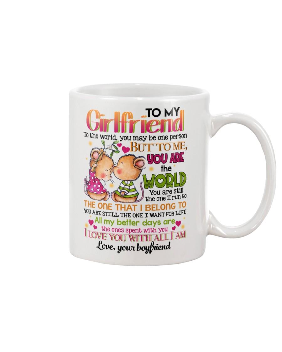 TO MY GIRLFRIEND Mug