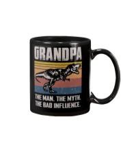 T-SHIRT - TO GRANDPA - THE BAD INFLUENCE Mug thumbnail