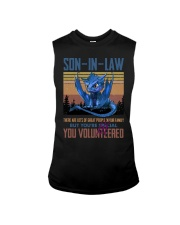 SON-IN-LAW - DRAGON - VINTAGE - YOU VOLUNTEERED Sleeveless Tee thumbnail