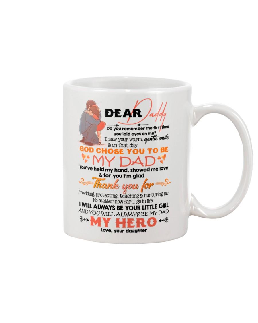 DEAR DADDY - CARTOON - THANK YOU Mug