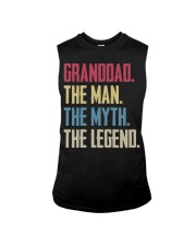 GRANDDAD - THE MYTH - THE LEGEND Sleeveless Tee thumbnail