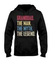 GRANDDAD - THE MYTH - THE LEGEND Hooded Sweatshirt thumbnail