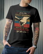 GRANDMA - VINTAGE - CRAZY GRANDMA Classic T-Shirt lifestyle-mens-crewneck-front-6