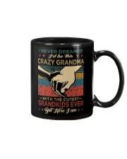 GRANDMA - VINTAGE - CRAZY GRANDMA Mug thumbnail