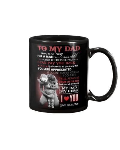 TO MY DAD - MY HERO