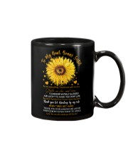 TO MY SISTER-IN-LAW - SUNFLOWER - THANK YOU Mug front