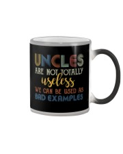 Uncles are not totally Color Changing Mug thumbnail