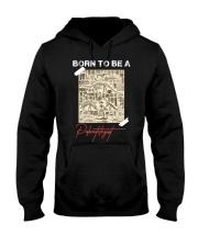 TO KIDS - BORN TO BE - SCHOOLg Hooded Sweatshirt thumbnail