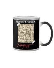 TO KIDS - BORN TO BE - SCHOOLg Color Changing Mug thumbnail