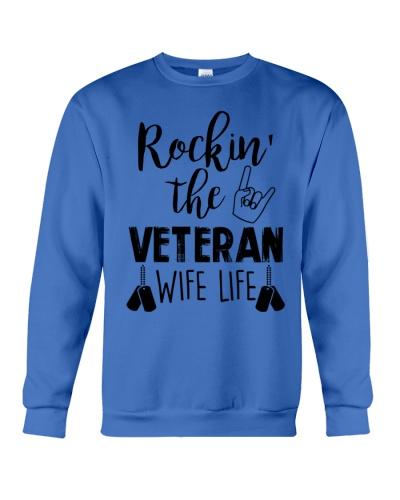 ROCKIN' THE VETERAN WIFE LIFE