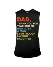 Dad Thank you for teaching me  Sleeveless Tee thumbnail