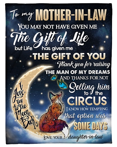 TO MY MOTHER-IN-LAW - FOX - CIRCUS