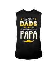 BEST DADS - PROMOTED - PAPA Sleeveless Tee thumbnail