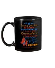 MUG - TO MY DAD - FATHER'S DAY - THANK YOU Mug back