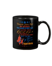MUG - TO MY DAD - FATHER'S DAY - THANK YOU Mug front