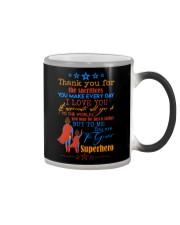 MUG - TO MY DAD - FATHER'S DAY - THANK YOU Color Changing Mug thumbnail