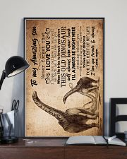 MOM TO SON - DINO - ALWAYS 16x24 Poster lifestyle-poster-2