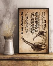 MOM TO SON - DINO - ALWAYS 16x24 Poster lifestyle-poster-3