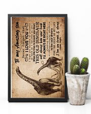 MOM TO SON - DINO - ALWAYS 16x24 Poster lifestyle-poster-8