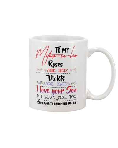 TO MY MOTHER-IN-LAW - FUNNY QUOTES