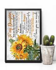 MUM TO DAUGHTER 16x24 Poster lifestyle-poster-8