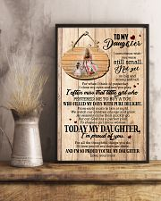 To Daughter - Hugging - I Sometimes Wish You Were 16x24 Poster lifestyle-poster-3