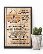 To Daughter - Hugging - I Sometimes Wish You Were 16x24 Poster lifestyle-poster-8