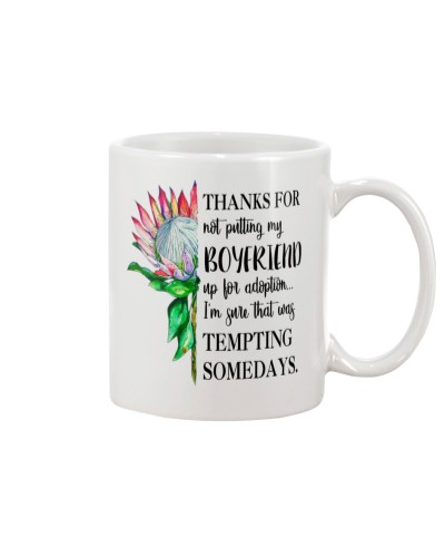 MUG - TO MY MOTHER-IN-LAW - PROTEA - THANK YOU