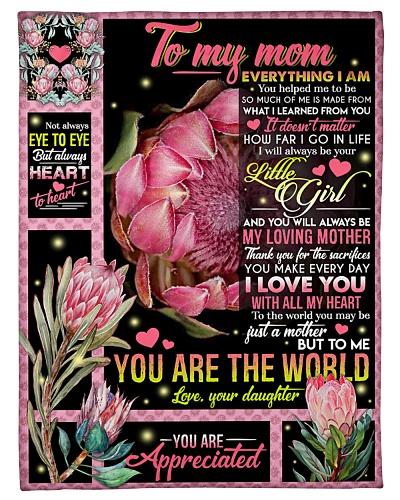 TO MY MOM - PROTEA - YOU ARE APPRECIATED