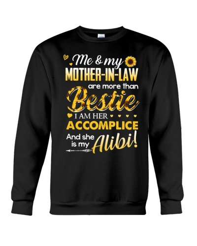 TO MY MOTHER-IN-LAW - SUNFLOWER