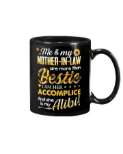 TO MY MOTHER-IN-LAW - SUNFLOWER Mug thumbnail