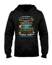 TO MY SON-IN-LAW - FUNNY T-SHIRT - CIRCUS Hooded Sweatshirt thumbnail