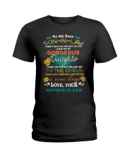 TO MY SON-IN-LAW - FUNNY T-SHIRT - CIRCUS Ladies T-Shirt thumbnail