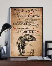 UNCLE TO NEPHEW 16x24 Poster lifestyle-poster-2