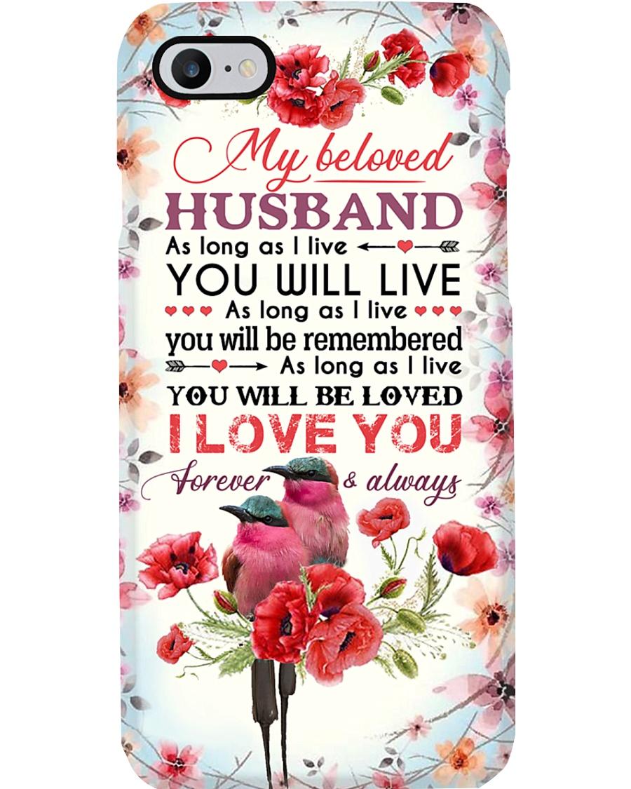 MY ANGEL HUSBAND - MISS YOU Phone Case