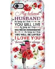 MY ANGEL HUSBAND - MISS YOU Phone Case i-phone-7-case