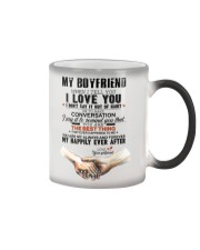 TO MY BOYFRIEND Color Changing Mug thumbnail