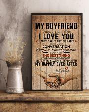 TO MY BOYFRIEND 16x24 Poster lifestyle-poster-3