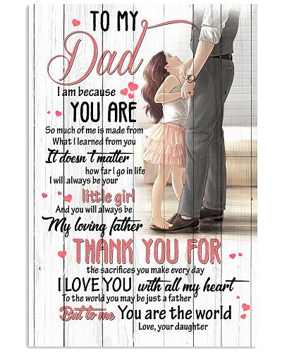 TO MY DAD - MY LOVING FATHER
