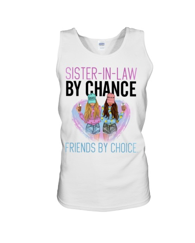 Sister In Law By Chance Friends By Choice